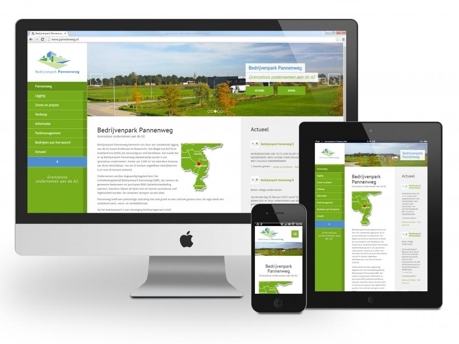 Website Pannenweg